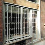 Biztonsági rács ajtóra ablakra üzlet rács